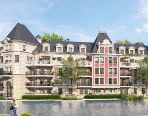 Achat / Vente immobilier neuf Le Plessis-Robinson à 2 pas des transports (92350) - Réf. 5039