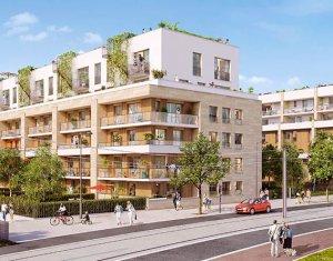 Achat / Vente immobilier neuf Meudon quartier de la Pointe-de-Trivaux (92190) - Réf. 1866