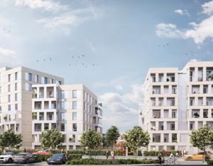 Achat / Vente immobilier neuf Nanterre proche parc André Malraux (92000) - Réf. 5293