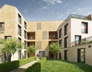 Achat / Vente immobilier neuf Paris 15 proche métro Convention (75015) - Réf. 6008