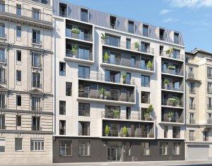 Achat / Vente immobilier neuf Paris 18 proche métro 2 (75018) - Réf. 2437