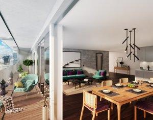 Achat / Vente immobilier neuf Paris 18ème quartier de Montmartre (75018) - Réf. 2620