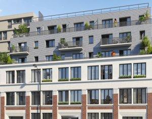 Achat / Vente immobilier neuf Paris 20 proche cimetière du Père-Lachaise (75020) - Réf. 3005
