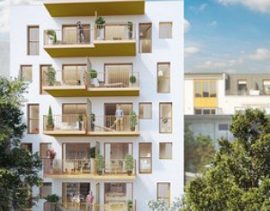 Achat / Vente immobilier neuf Paris 20 quartier Saint-Fargeau (75020) - Réf. 3031