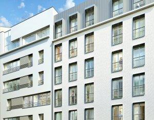 Achat / Vente immobilier neuf Paris 20e métro Porte de Bagnolet (75020) - Réf. 724