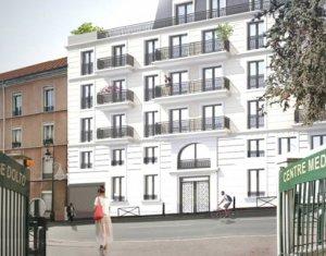 Achat / Vente immobilier neuf Puteaux proche mairie (92800) - Réf. 2614