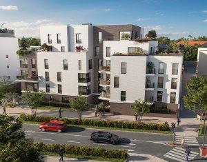 Achat / Vente immobilier neuf Rueil-Malmaison au coeur du quartier Richelieu-Châtaigneraie (92500) - Réf. 6350