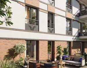 Achat / Vente immobilier neuf Rueil-Malmaison proche hippodrome de Saint-Cloud (92500) - Réf. 6347