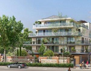 Achat / Vente immobilier neuf Saint-Cloud face au jardin des Avelines (92210) - Réf. 2152