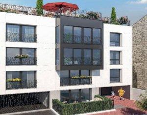 Achat / Vente immobilier neuf Suresnes à 5min de La Défense en tram (92150) - Réf. 4957