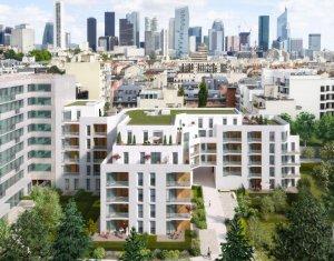 Achat / Vente immobilier neuf Suresnes proche Puteaux (92150) - Réf. 6339