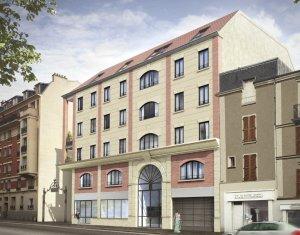 Achat / Vente immobilier neuf Vanves à 500 mètres de la Gare Vanves - Malakoff (92170) - Réf. 3616