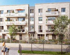 Achat / Vente immobilier neuf Vanves proche gare de Clamart (92170) - Réf. 3441