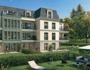 Achat / Vente immobilier neuf Ville-d'Avray proche domaine Saint-Cloud (92410) - Réf. 3135