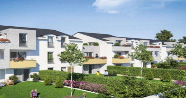 Achat / Vente immobilier neuf Antony à 900 mètres du RER C (92160) - Réf. 4413