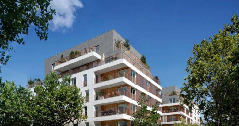 Achat / Vente immobilier neuf Antony au cœur du quartier Jean Zay (92160) - Réf. 3189
