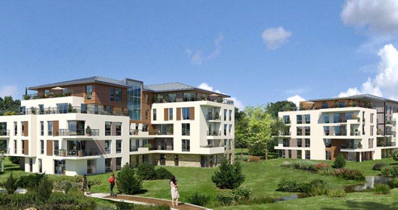 Achat / Vente immobilier neuf Antony en bordure du Parc Heller (92160) - Réf. 823
