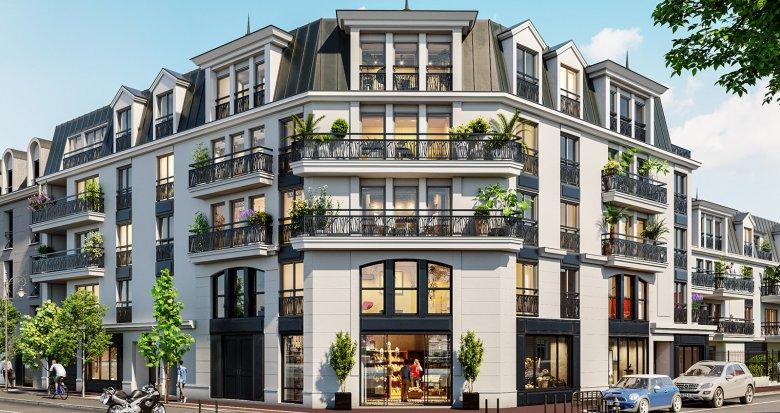 Achat / Vente immobilier neuf Antony proche du centre-ville (92160) - Réf. 5280