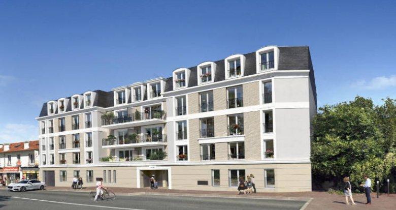 Achat / Vente immobilier neuf Antony quartier des Rabats (92160) - Réf. 3056