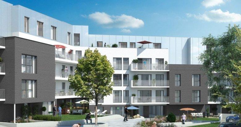 Achat / Vente immobilier neuf Antony quartier Le Beau Vallon (92160) - Réf. 2355
