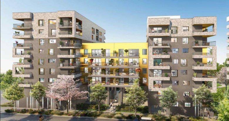 Achat / Vente immobilier neuf Asnières-sur-Seine à 10 min de La Défense (92600) - Réf. 4730