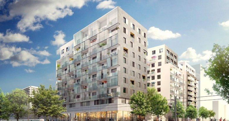 Achat / Vente immobilier neuf Asnières-sur-Seine proche des transports (92600) - Réf. 656