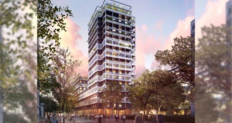 Achat / Vente immobilier neuf Asnières-sur-Seine Quartier de Seine Ouest (92600) - Réf. 2797