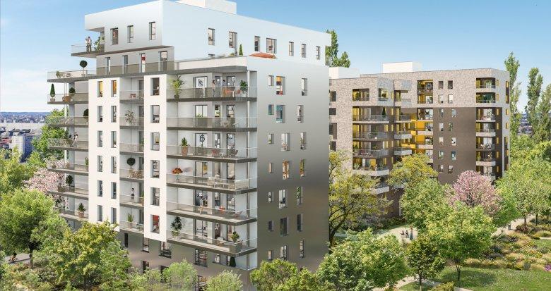 Achat / Vente immobilier neuf Asnières-sur-Seine sur les bords de Seine (92600) - Réf. 4222