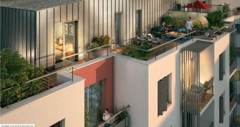 Achat / Vente immobilier neuf Bagneux quartier des Meuniers (92220) - Réf. 3197