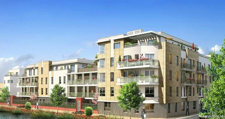 Achat / Vente immobilier neuf Bois-Colombes proche gares (92270) - Réf. 1809