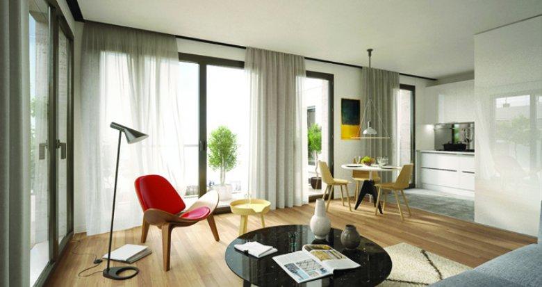 Achat / Vente immobilier neuf Boulogne-Billancourt, Rue des Abondances (92100) - Réf. 776