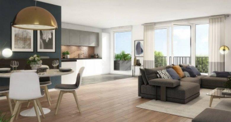 Achat / Vente immobilier neuf Bourg-la-Reine à 5 kilomètres de Paris (92340) - Réf. 3368