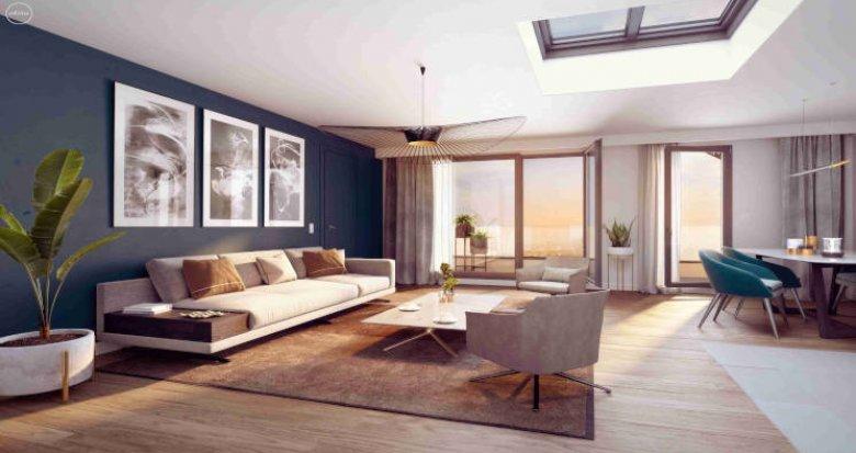 Achat / Vente immobilier neuf Châtenay-Malabry face au parc de Sceaux (92290) - Réf. 3190