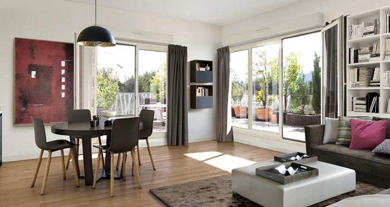 Achat / Vente immobilier neuf Châtenay-Malabry proche des commodités (92290) - Réf. 733