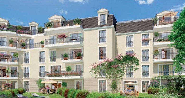 Achat / Vente immobilier neuf Châtillon proche centre-ville (92320) - Réf. 4264