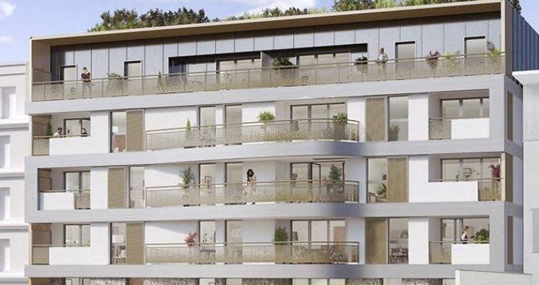 Achat / Vente immobilier neuf Châtillon proche ligne de tramway T6 (92320) - Réf. 4241