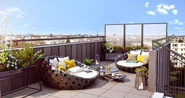 Achat / Vente immobilier neuf Clamart à 150 mètres du centre-ville (92140) - Réf. 2485