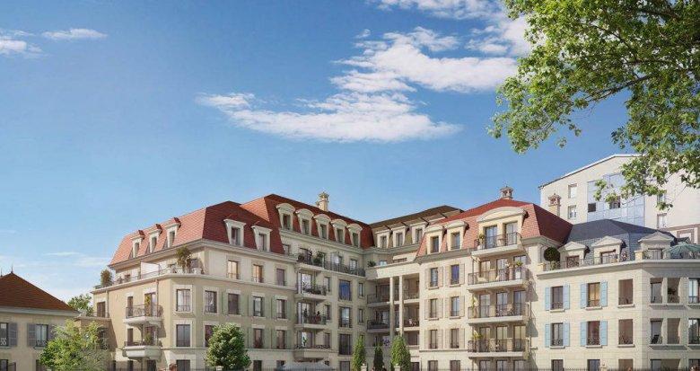 Achat / Vente immobilier neuf Clamart à deux pas du Tramway (92140) - Réf. 6173