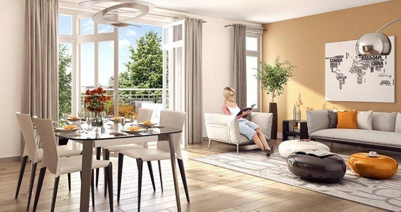 Achat / Vente immobilier neuf Clamart proche centre-ville (92140) - Réf. 1773