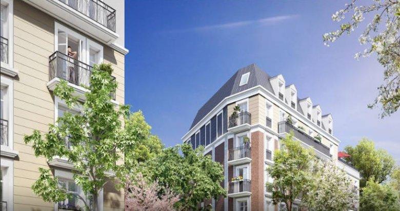 Achat / Vente immobilier neuf Clamart proche gare (92140) - Réf. 2952