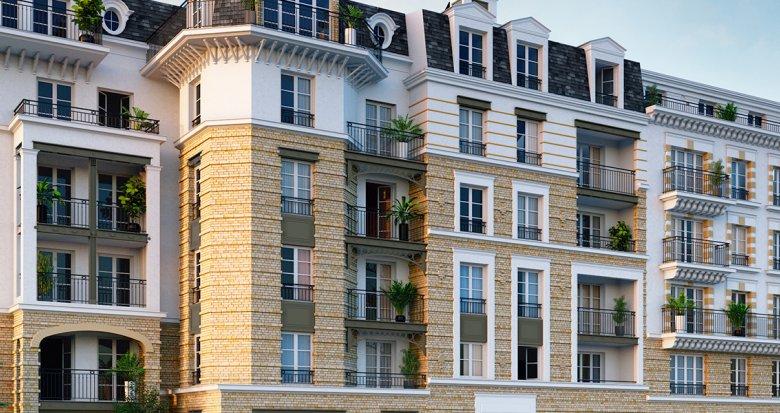 Achat / Vente immobilier neuf Clamart proche gare (92140) - Réf. 2871