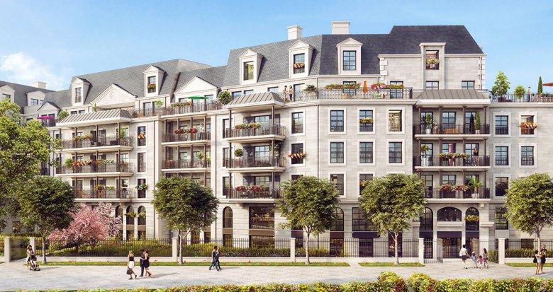 Achat / Vente immobilier neuf Clamart quartier Panorama (92140) - Réf. 2146