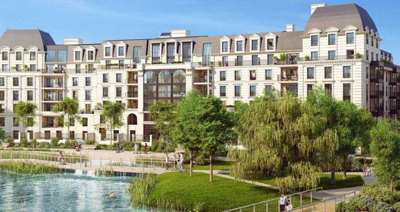 Achat / Vente immobilier neuf Clamart quartier Panorama (92140) - Réf. 3567