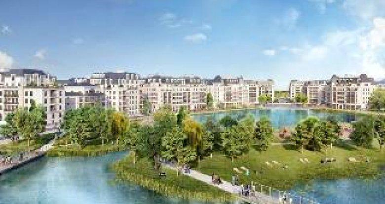 Achat / Vente immobilier neuf Clamart quartier Panorama (92140) - Réf. 2106