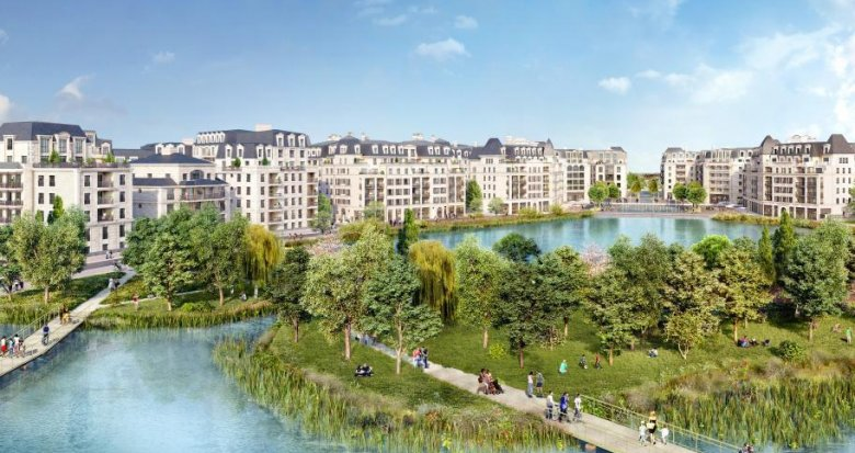 Achat / Vente immobilier neuf Clamart ZAC du Panorama-Clamart (92140) - Réf. 2371