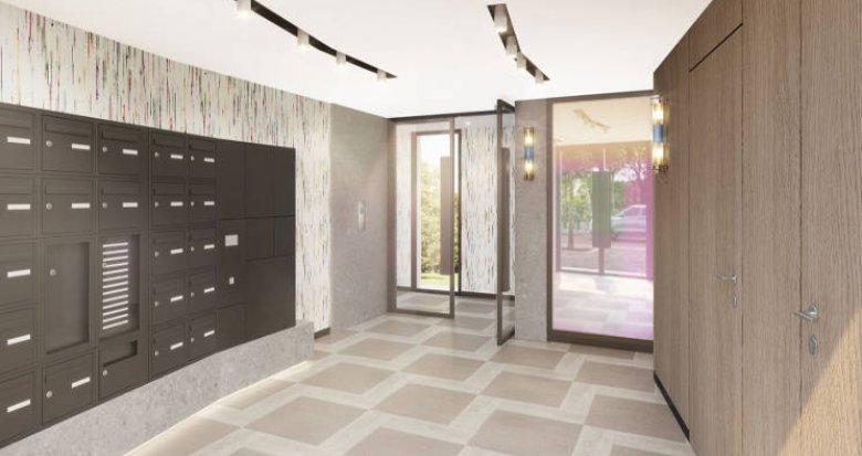 Achat / Vente immobilier neuf Clichy à 5 min à pied du métro (92110) - Réf. 4927
