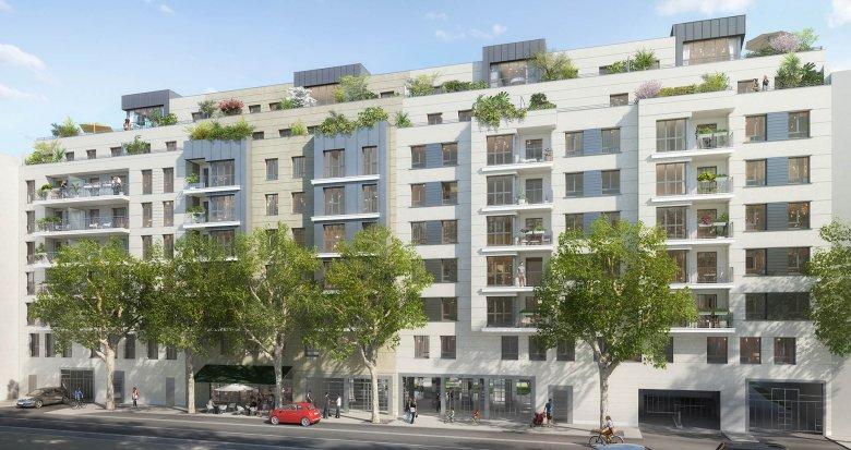 Achat / Vente immobilier neuf Clichy La Défense (92110) - Réf. 2581