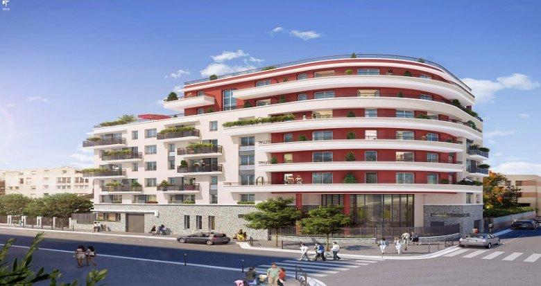 Achat / Vente immobilier neuf Clichy proche commerces et transports (92110) - Réf. 2289