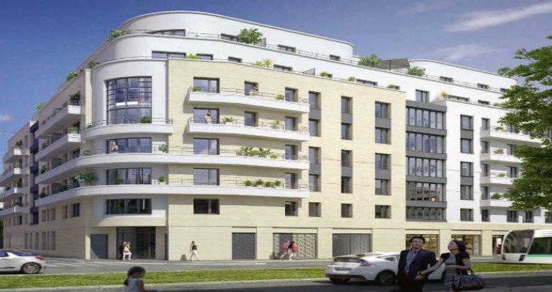 Achat / Vente immobilier neuf Colombes à 500 mètres du tramway (92700) - Réf. 4319