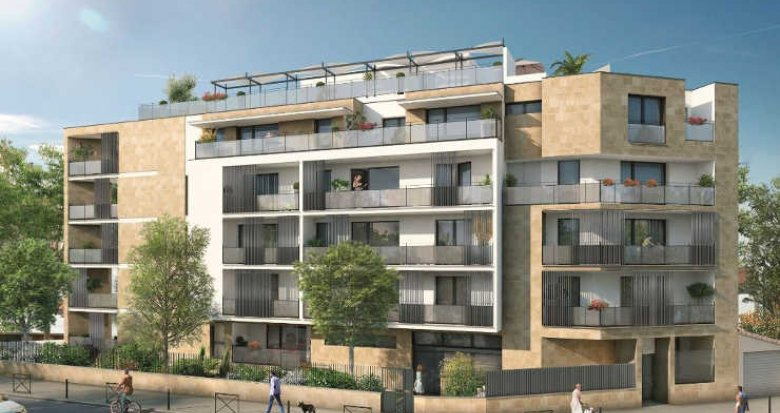 Achat / Vente immobilier neuf Colombes proche commerces et transports (92700) - Réf. 2719